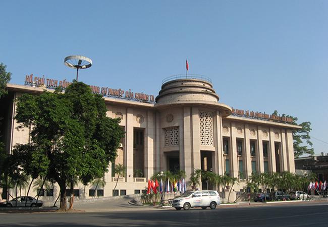 Công trình:Ngân hàng nhà nước Việt Nam