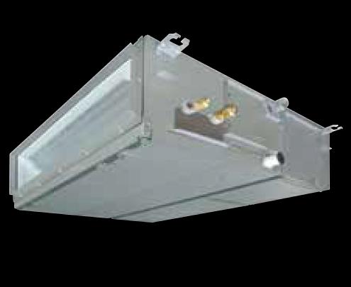 Cục bộ âm trần nối ống gió 1 chiều inverter 42.000Btu/h (3 pha)