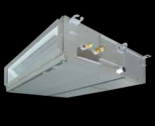 Cục bộ âm trần nối ống gió 1 chiều inverter 48.000Btu/h (3 pha)