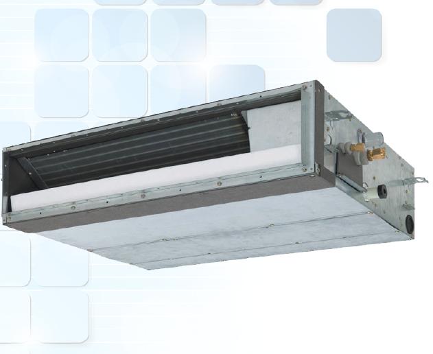 Cục bộ âm trần nối ống gió 2 chiều inverter 48.000Btu/h