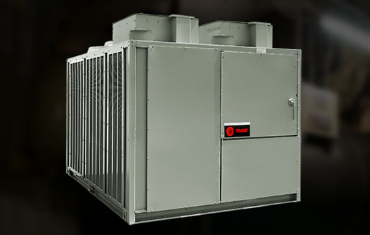 Outdoor Trane TTA