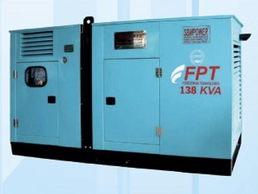Máy phát điện Động cơ FPT