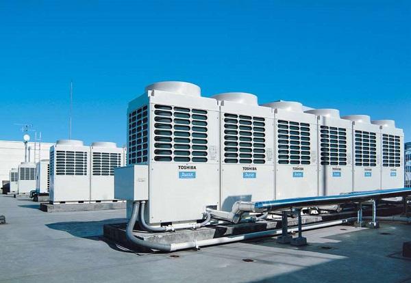 Thi công hệ thống Điều hòa không khí – Thông gió