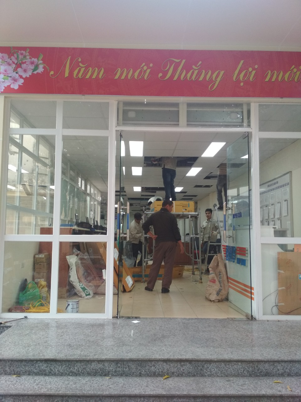 Cục quản lý Xuất nhập cảnh - 44 Trần Phú, Hà Nội