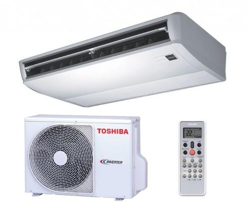 Điều hòa Áp trần Toshiba 2 chiều Inverter 18.000Btu/h