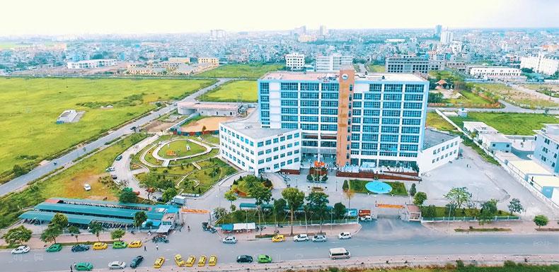 Dự án Nhà số 3 -  Bệnh viện Nhi Thái Bình