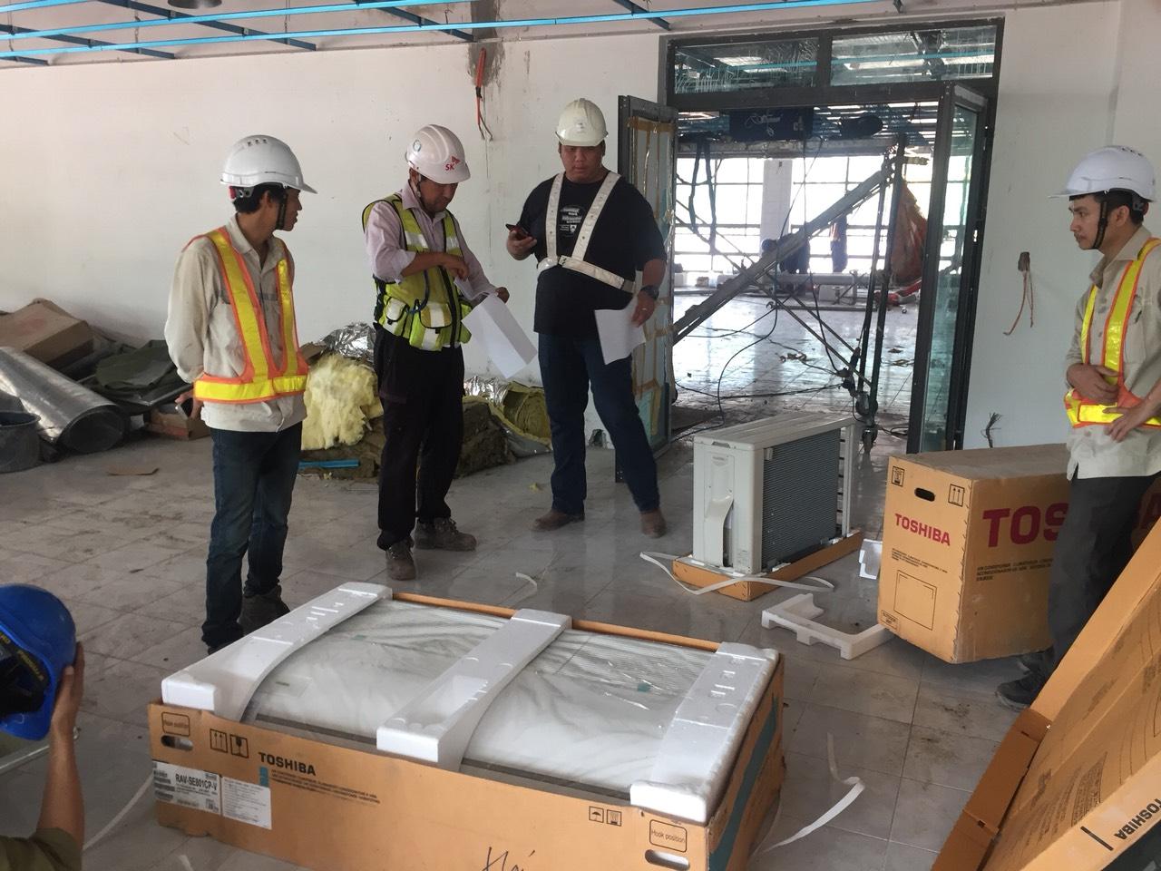 Dự án Thủy điện Xe Pian Xe Namnoy - Lào