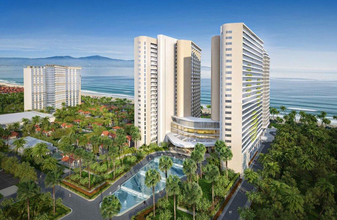 VMRC ký hợp đồng cung cấp điều hòa nhiệt độ cho cho dự án  Tổ hợp căn hộ khách sạn Condo 2