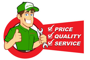 Contact information of After- sales Service Department