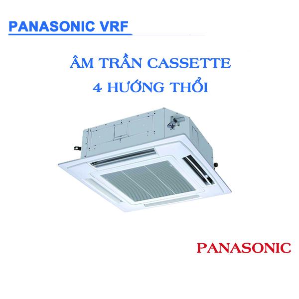 Dàn lạnh âm trần cassette 4 hướng thổi Panasonic 15.400 BTU