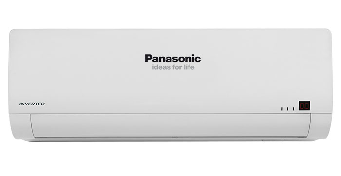 Dàn lạnh treo tường trung tâm Panasonic 19.100BTU - Loại 2 chiều